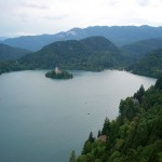 Lake Bled Slovenia HD Wallpaper 1
