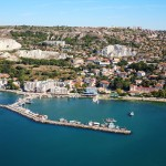Balchik_Bulgaria_aerial_photo_from_the_Black_Sea