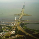 Netherlands_Afsluitdijk