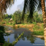 Riverside_village_Laos