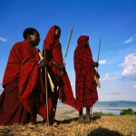 World_Africa_Masai_at_the_Edge_of_the_Ngorongoro___Tanzania___Africa_008873_